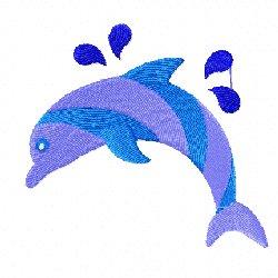 Broderie fil dauphin 1