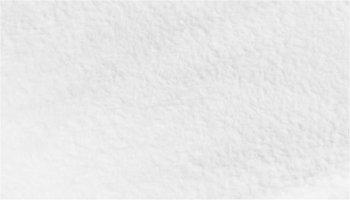 Tissu doudou pilou blanc