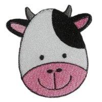 Broderie fil tête vache 1
