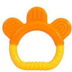 Anneau dentition silicone bébé Donut 5.3 cm