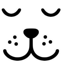 Appliqué Flex doudou ours 1 / 9 cm
