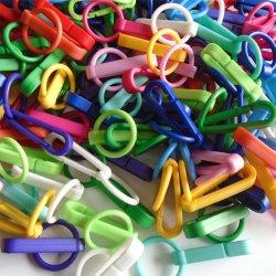 Crochet attache anneau unité