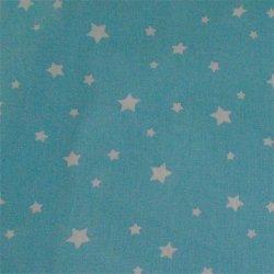 Tissu coton étoile ciel