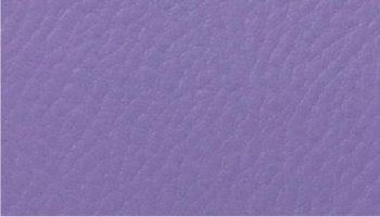 Tissu simili cuir gris lilas