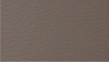 Tissu simili cuir taupe