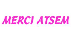 Appliqué Flex Merci ATSEM V2 12 cm
