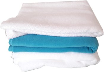 Vente Flash - 3 coupons tissus couches lavables Lot1