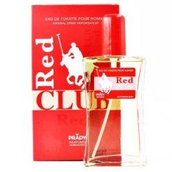 Parfum Prady homme Red Club