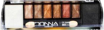 Palette Fard à paupières D'Donna Marron