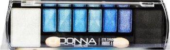 Palette Fard à paupières D'Donna Bleu