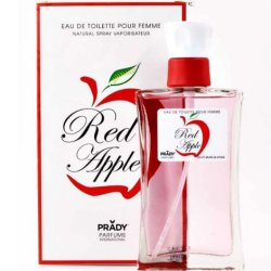 Parfum Prady femme Red Apple