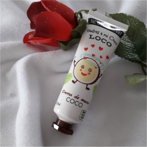 Crème main parfum coco