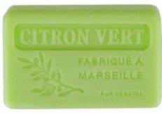 Savon de marseille 125 gr Citron vert