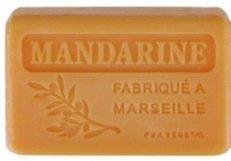 Savon de marseille 125 gr Mandarine