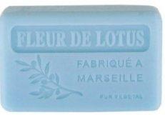 Savon de marseille 125 gr Fleur de lotus