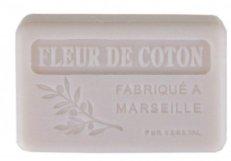Savon de marseille 125 gr Fleur de coton