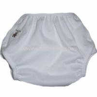 Babig culotte pressions PUL blanc