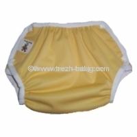 Babig culotte pressions PUL jaune